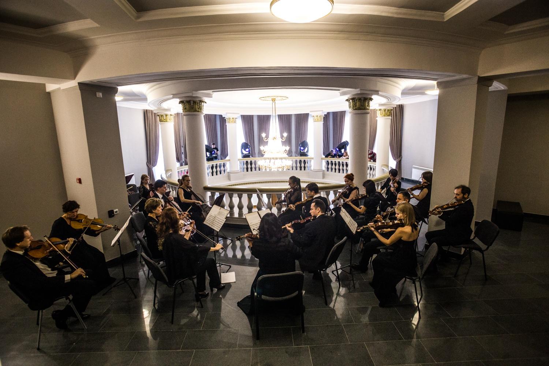 Живой оркестр