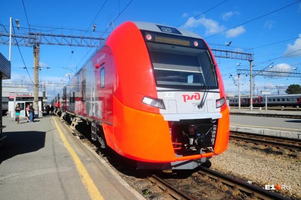 Пока самая скоростная электричка в Свердловской области — это «Ласточка», но неизвестно, она ли будет курсировать на новой линии