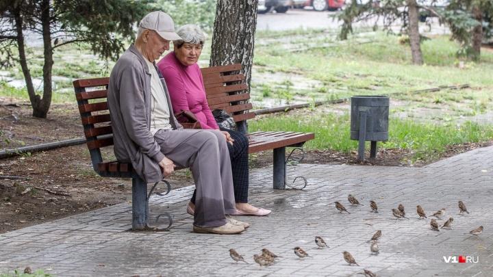 В Волгоградскую область август придёт с дождями и похолоданием