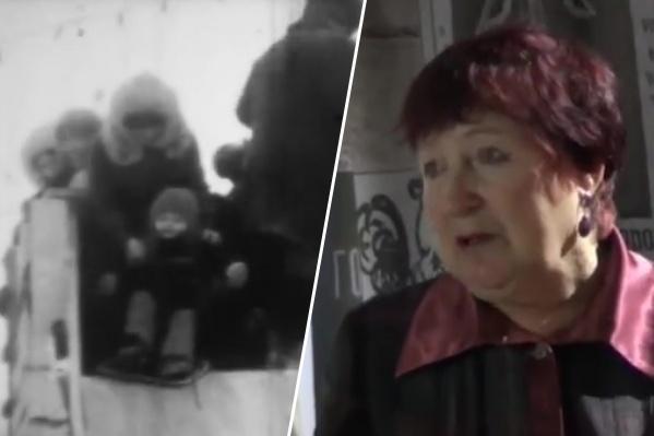 Татьяна Михайловна рассказала Анатолию Антонову, на каком моменте она с дочерью попали в кадр