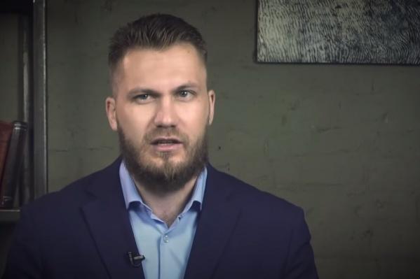 Даниил Маркелов рассказал об обыске