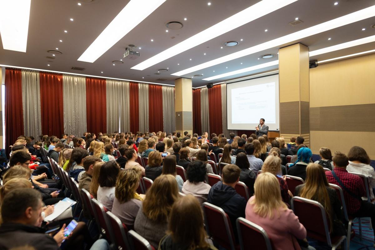 14 октября в Екатеринбурге пройдет бесплатный форум для учеников 8–9-х классов и их родителей
