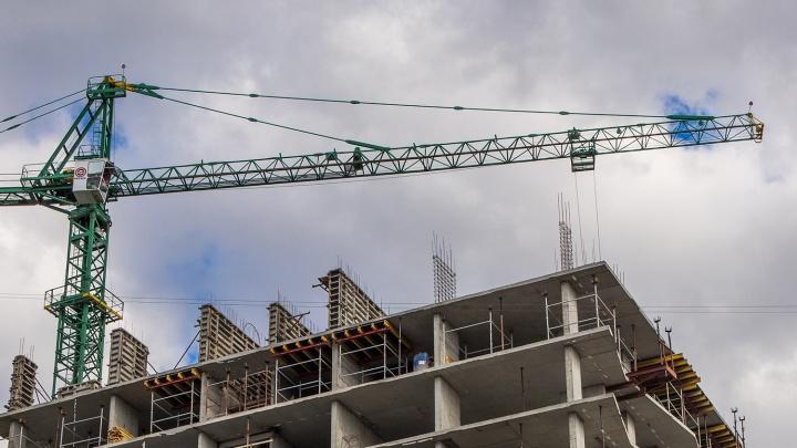 Не дотянули до прежнего уровня: в Новосибирской области стали строить меньше квартир