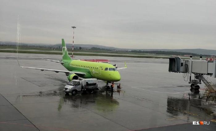 Из-за задержки рейса из Екатеринбурга пассажиры не успели вылететь в Петропавловск-Камчатский
