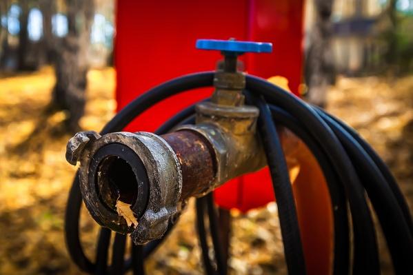 Потребителей просят сделать необходимый запас воды