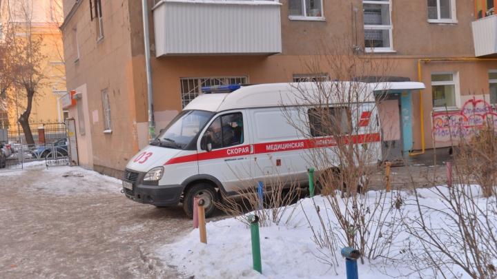 Следователи выяснят, из-за чего мужчина избил сотрудника скорой помощи на Химмаше