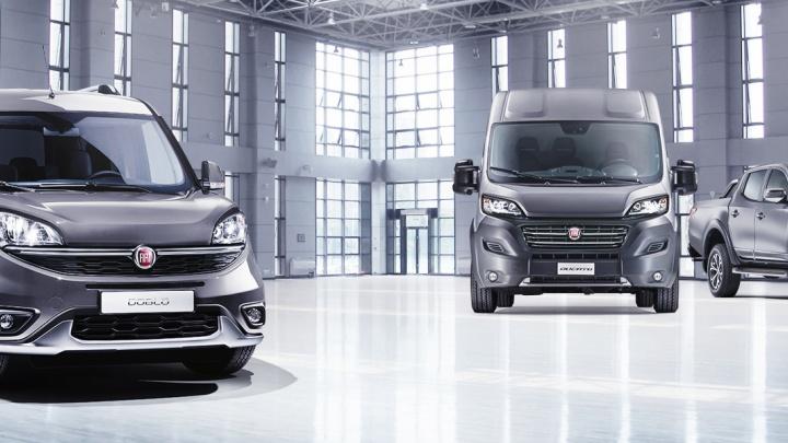 В Красноярске стали известны цены на новый коммерческий Fiat Doblo