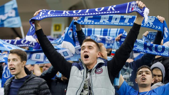 Предпоследний матч года: «Ротор» сыграет дома с «Краснодаром-2»
