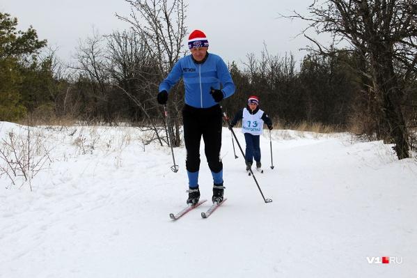 Встреча самых заядлых лыжников со всей области назначена на субботу, 9 февраля