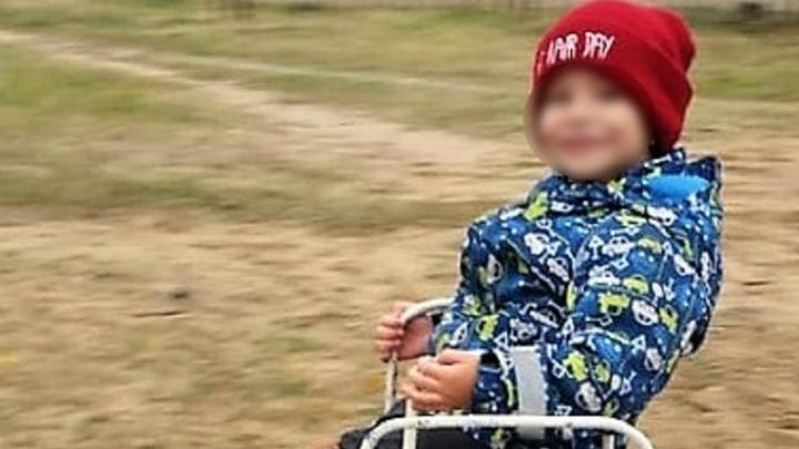 В Михайловку на поиски пропавшего ребенка выехали следователи-криминалисты
