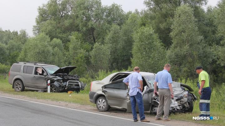 В смертельной аварии около Морозовки пострадали две жительницы Германии