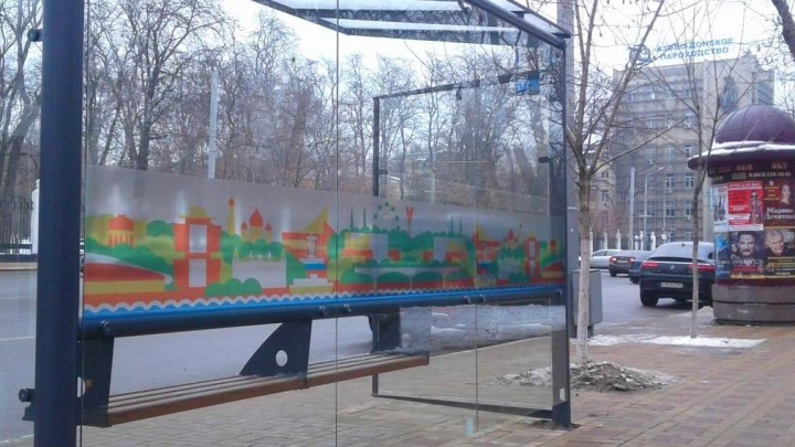 Власти Ростова пообещали следить за состоянием новых остановок
