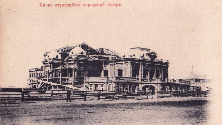 Драмтеатр и светлое будущее: как в Омске появилось электричество