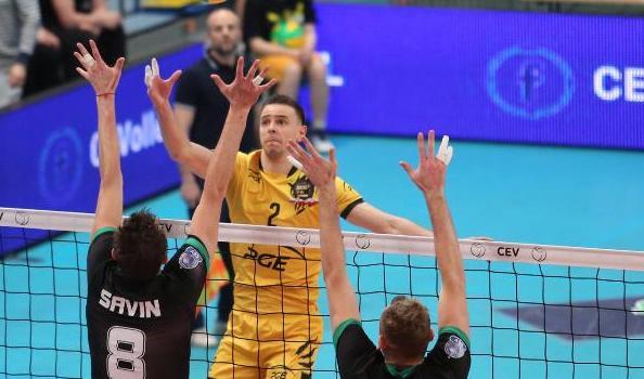 «Локомотив» находится на первой строчке турнирной таблицы Лиги чемпионов