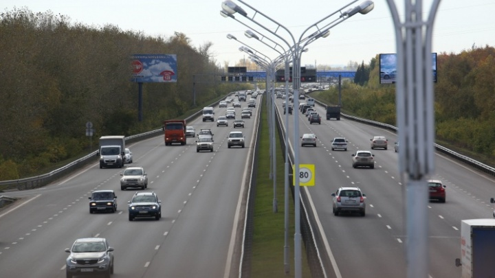 Испугались «пробки»: трассу Уфа — Аэропорт будут ремонтировать по новому графику