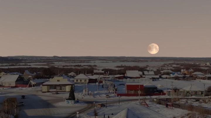 Первое в этом году лунное затмение тюменцы увидят в конце января
