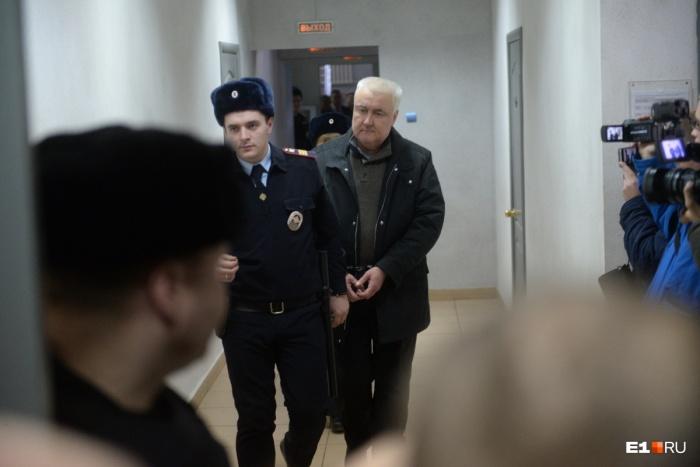 Сейчас Алексей Миронов находится под домашним арестом