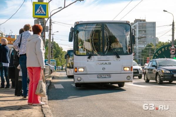 ЛиАЗы вмещают больше пассажиров