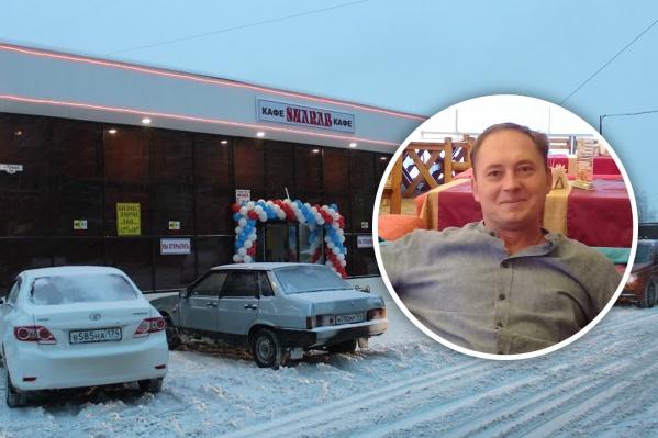 По словам администратора, Дмитрия попросили поехать домой во втором часу ночи из-за его состояния