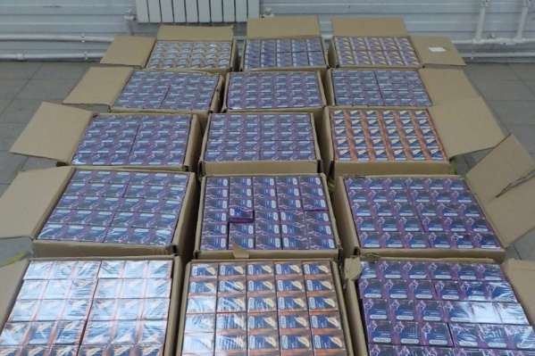 Грузовик с контрафактными презервативами направлялся из Алма-Аты в Башкирию