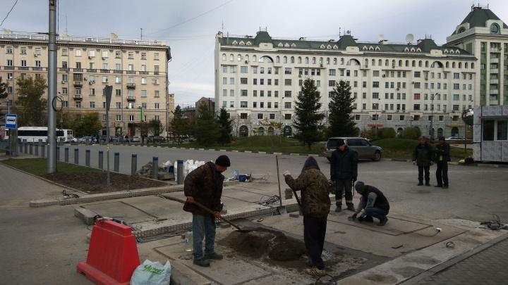 Платным парковкам Новосибирска нашли нового начальника