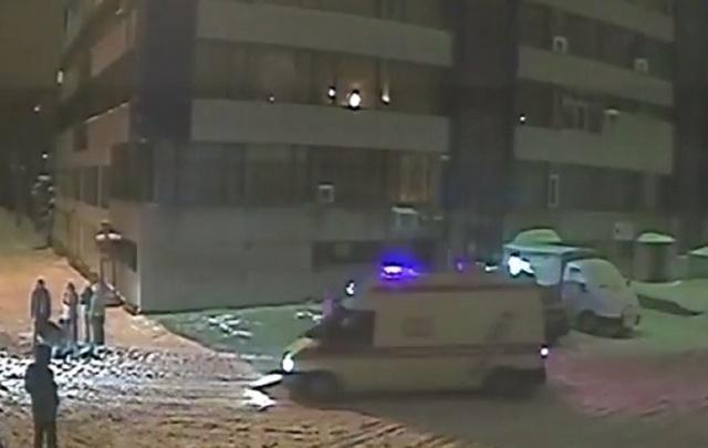 Смертельная драка в Башкирии попала в объектив камер