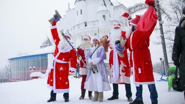 Календарь уфимских ёлок: куда сходить с ребёнком в новогодние каникулы