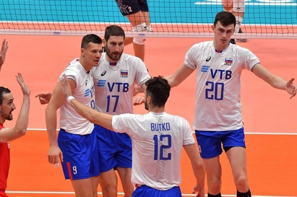 Ильяс Куркаев играет под номером 20 на позиции центрального блокирующего. Его рост — 208 см