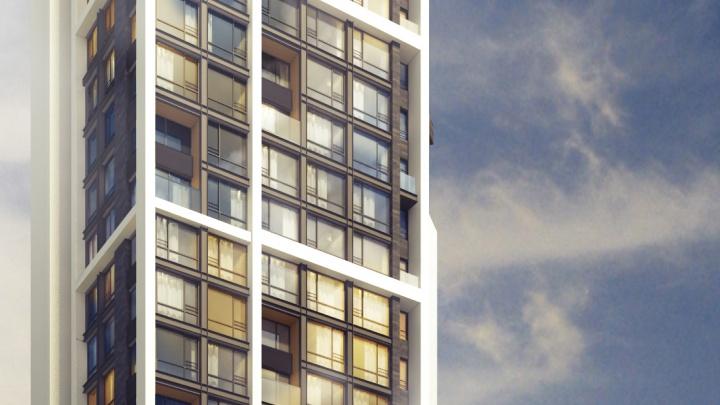 Большие квартиры с панорамным остеклением в центре Екатеринбурга стали доступнее