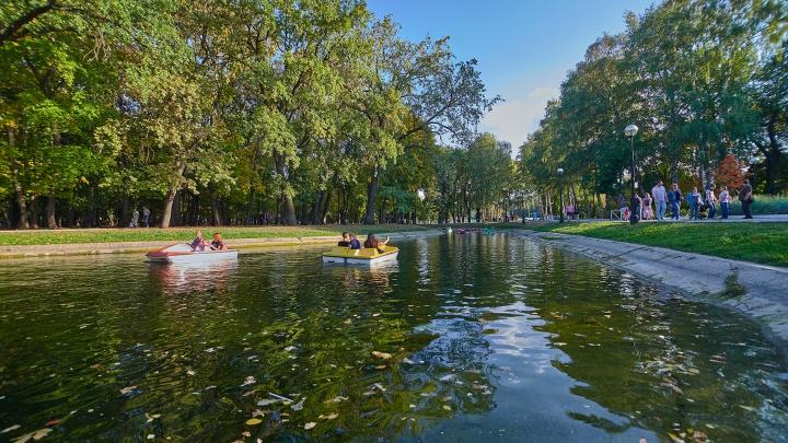 Самарцам обьяснили, как в дальнейшем собираются эксплуатировать канал в парке Гагарина
