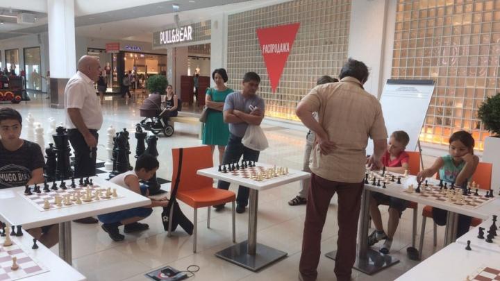 Уфимцев приглашают сыграть в гигантские шахматы