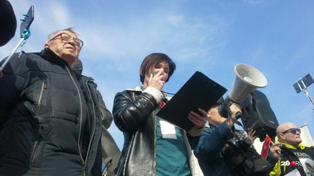 Член СПЧ Павел Чиков заступился за организатора протестов 7 апреля, обвиняемую по закону «о фейках»
