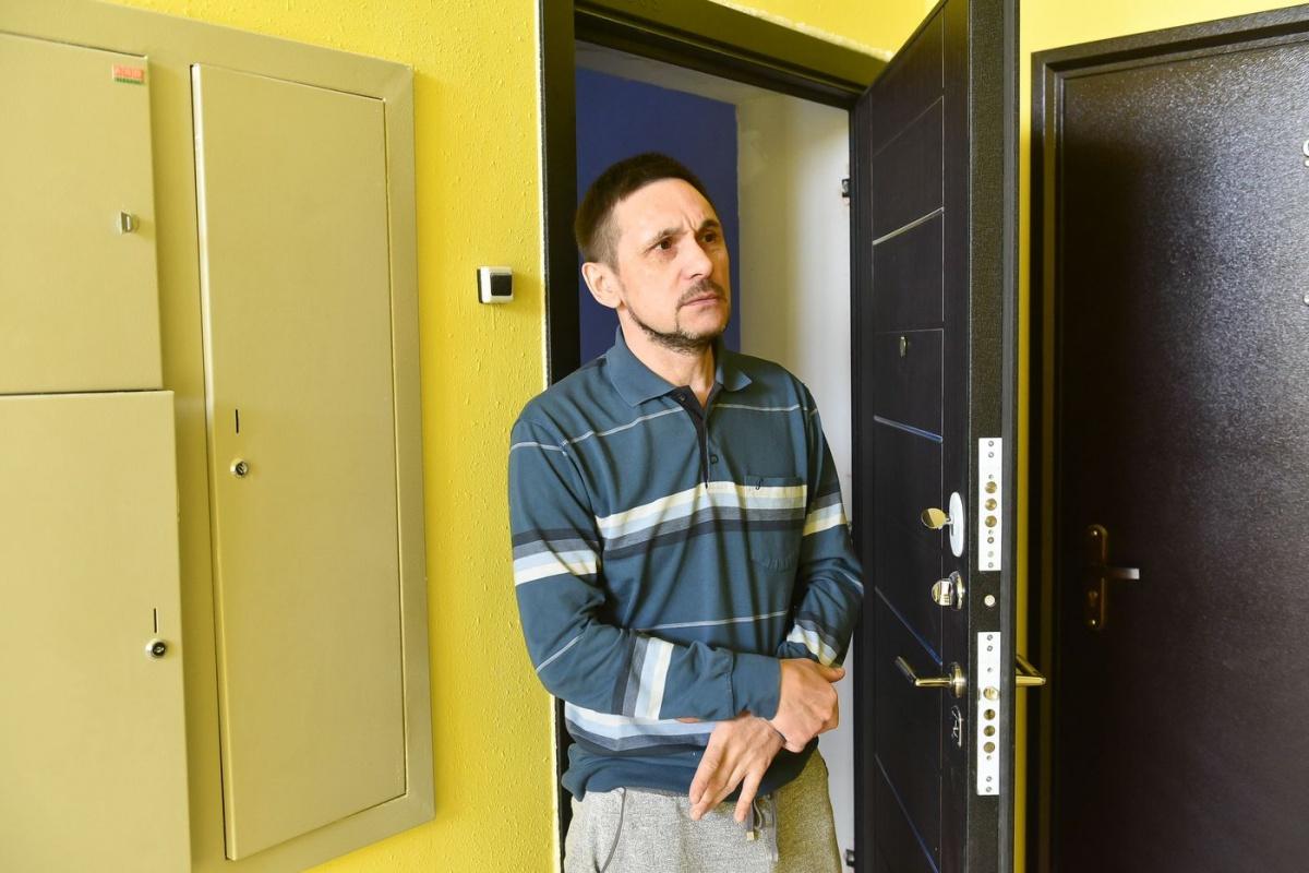 Фарид переехал в новый дом в сентябре прошлого года, до этого снимал квартиру в Екатеринбурге