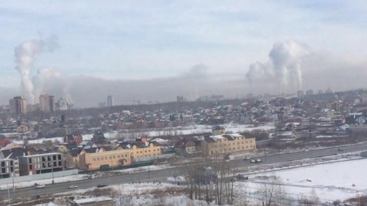 «Опять какой-то адский выброс»: челябинцы массово жалуются на смог