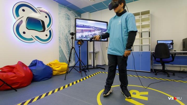 Виртуальная реальность и 3D-принтеры: в Волгограде презентовали технопарк на 200 мест