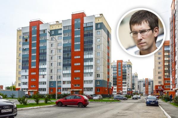 Для молодых семей ипотека заманчива, но Артём Краснов уверен: невредно представлять, сколько на самом деле весят кредитные деньги
