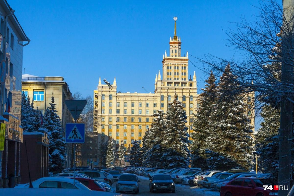 ЮУрГУ называют одним из ведущих университетов в России