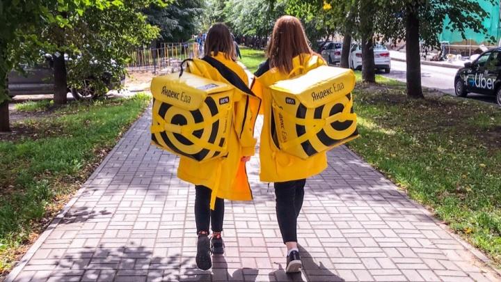 Сервис «Яндекс.Еда» начал сотрудничать с добровольческим отрядом «Лиза Алерт»