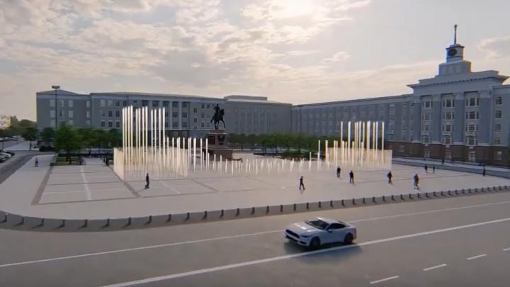 Радий Хабиров показал, как преобразитсяСоветская площадь в Уфе после реконструкции — видео