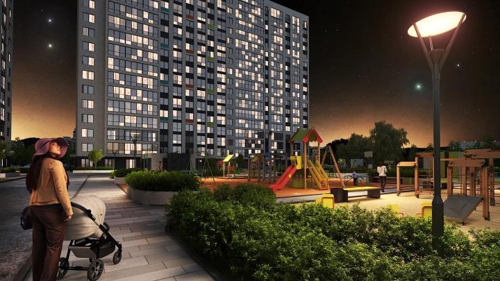 Новосибирцы меняют хрущевки на бизнес-класс: в новом ЖК продают квартиры от 10 000 рублей в месяц