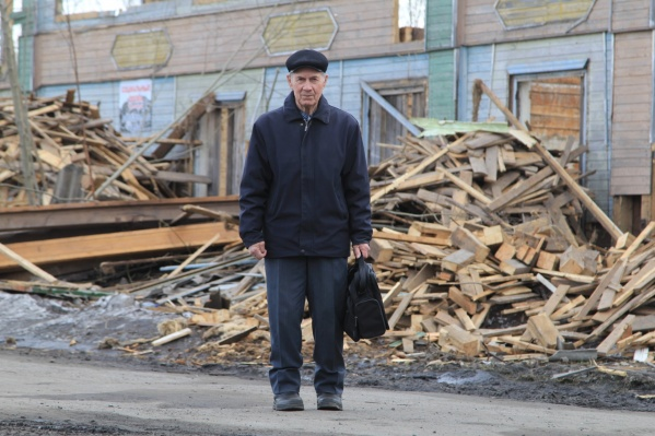В прошлый раз мы были в Турдеево в апреле, где познакомились с неравнодушным местным жителем Владимиром Мининым
