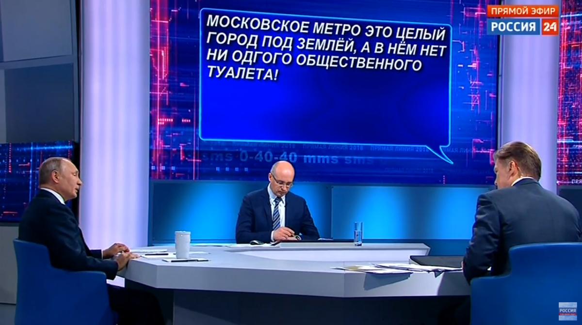 «Мы что, банановая республика?»: лучшие вопросы Путину, на которые он не ответил