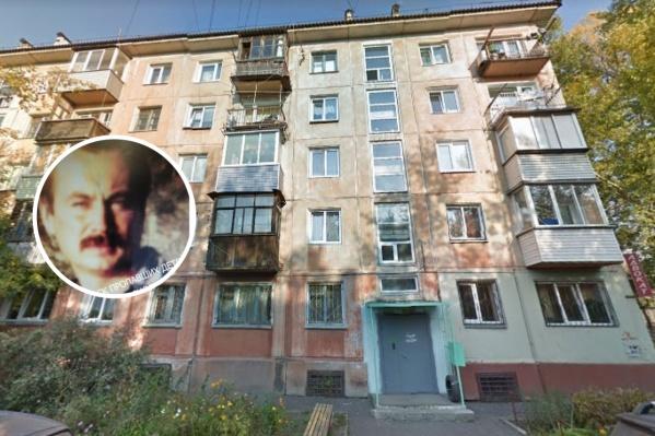 Мужчина проживал на Волгоградской, 37