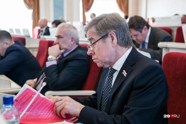 Станислав Вторый был членом «Единой России»