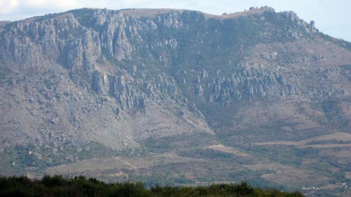 Туристка из Челябинска заблудилась в горах Крыма