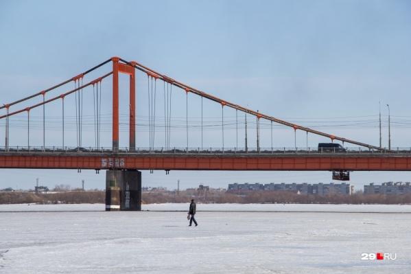 Кузнечевский мост построен в 1956 году, в последний раз его ремонтировали в 2004 году