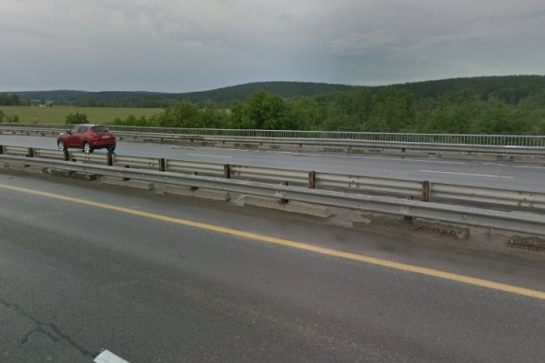 Ремонт моста будет идти до октября