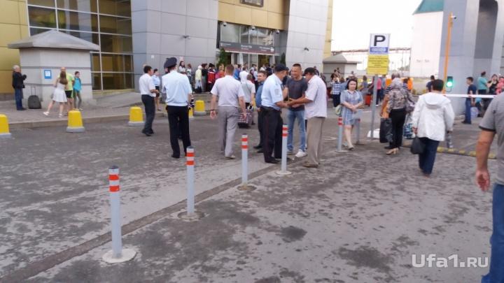 Полицейские выяснили, кто в Уфе «заминировал» вокзал, торговые центры и больницы