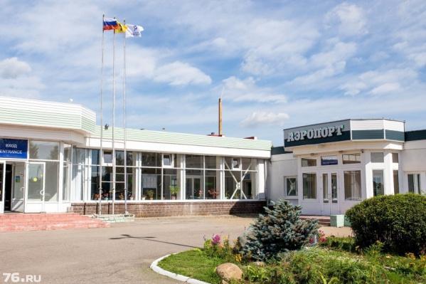 Ярославскому аэропорту модернизация пассажирского терминала нужна больше, чем реконструкция взлётно-посадочной полосы