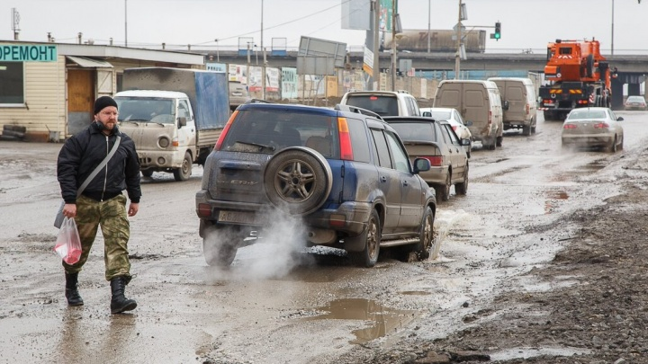 «Сверните с Продольных, там адский ад»: известный журналист похвалил хорошие дороги Волгограда